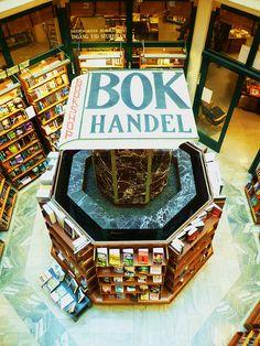 Bokhandel Bookshop