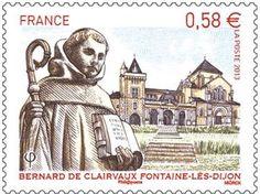 Bernard de Clairvaux - Fontaine-lès-Dijon