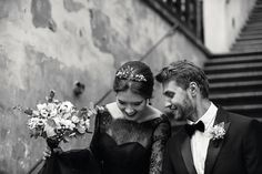 Today we're swooning over a super romantic city in Europe for an elopement, Prague. Check out this entirely enchanting wedding film inspiration by 2 Rivers.