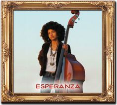 Esperanza Spalding is an American multi-instrumentalist best known as a jazz bassist and singer, who draws upon many genres in her own compositions. In 2011, she won the Grammy Award for Best New Artist at the 53rd Grammy Awards, making her the first jazz artist to win the award.