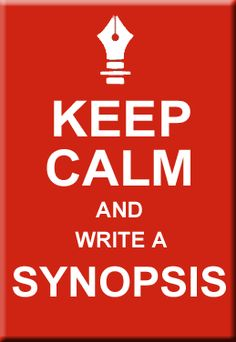 how to write a synopsis for a thesis