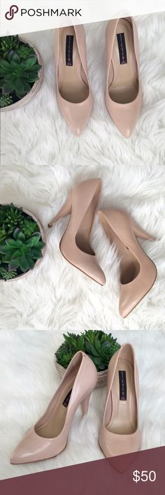 Steve Madden Pumps Steve By Steve Madden Pumps. New without box, never worn before. Size: 71/2. Reasonable offers accepted. No Lowball offers. No Trades. Steven By Steve Madden Shoes Heels
