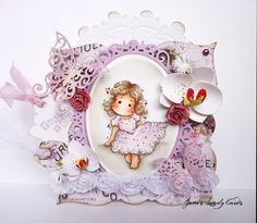 Jane's Lovely Cards : Magnolia-licious, Stamps, Dies and So Much More DT - Anything Goes - stamp from magnoliastamps.us