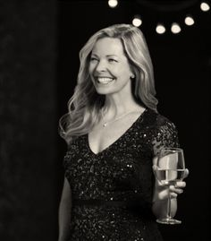 Let's raise a glass to Ultherapy®. The ONLY FDA-cleared, non-invasive procedure that lifts and  tightens the neck, chin and brow, and improves lines and wrinkles on the chest.  Learn more: www.ultherapy.com  #GuessWhoGotALift   *The non-invasive Ultherapy® procedure is U.S. FDA-cleared to lift skin on the neck, on the eyebrow and under the chin as well as to improve lines and wrinkles on the décolletage. The most common side effects reported in clinical trials were redness, swelling, pain…
