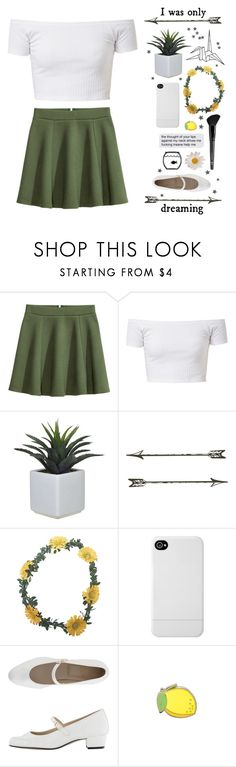 """""""✧ I WAS ONLY DREAMING / ♡ THE SIMPLE TAG ✧"""" by be-robinson ❤ liked on Polyvore featuring H&M, Wet Seal, Incase, American Apparel, PINTRILL, Old Navy, Hickey, Katie, white and yellow"""