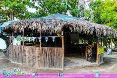 Image result for rustic jamaican bar Rum, Pergola, Outdoor Structures, Rustic, Image, Country Primitive, Outdoor Pergola, Retro, Farmhouse Style