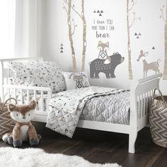 Toddler Boy Room Decor, Toddler Rooms, Boys Room Decor, Baby Boy Rooms, Baby Boy Bedroom Ideas, Toddler Beds For Boys, Toddler And Baby Room, Baby Bedroom, Boy Baby Room Themes