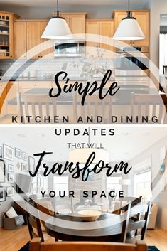 Simple Design Ideas to transform your kitchen and dining room | EH Design