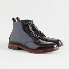 New Arrivals - Context Clothing Alden Boots, Tanker Boots, Adventure Boots, Mens Designer Boots, Fashion Shoes, Mens Fashion, Shoe Company, White Boots, Well Dressed Men