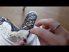 Cheita Vrancea - Partea a - Innodatica pe 1 combinata cu Ghicu/Feston Hand Embroidery, Peep Toe, Costumes, Diamond, Crochet, Bracelets, Jewelry, Youtube, Traditional