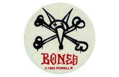 5. Powell Peralta Rat Bones — The 50 Greatest Skate Logos
