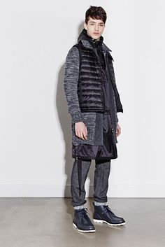 Sacai Fall 2014 Menswear - Collection - Gallery - Style.com