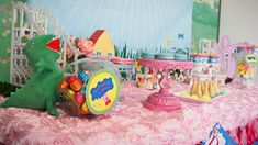 PEPPA PIG Birthday Party Ideas | Photo 1 of 29 | Catch My Party
