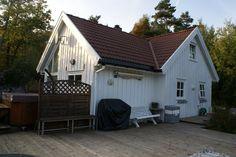 """FINN – """"Sørlandsidyll"""" Hytte nær sjø i Søgne for leie i sommer. Alternativt Åremålsleie til firma. Shed, Outdoor Structures, Barns, Sheds"""