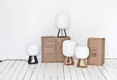 Toad is a table lamp that provides light into all directions. The blown opal glass cover bulb provides a beautiful soft light all around. The lamp's beautiful support of oak is a fine example of th… Table Desk, Table Lamp, Nordic Lights, Toad, Beautiful Lights, Helsinki, Lamp Design, Business Design, Timeless Design