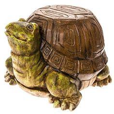 Resin Turtle Bench http://shop.crackerbarrel.com/Resin-Turtle-Bench/dp/B00SHWOOQ4