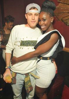 cute interracial dating couple #Love #WhiteMenBlackWomen #BlackWomenWhiteMen #WMBW #BWWM Find your #InterracialMatch Here interracial-dating-sites.com #InterracialDatingSites #InterracialRelationships