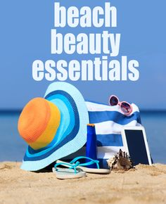 Top 10 Summer Beach BeautyEssentials. - Home - Beauty Blog, Makeup Reviews, Beauty Tips | Beautiful Makeup Search