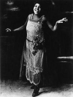 Bessie Smith inspiration