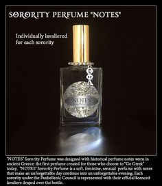 #SororityPerfume