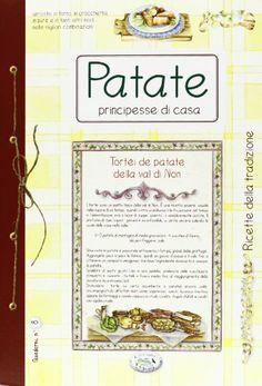 Amazon.it: Patate, la regina di casa. Quaderni di cucina - - Libri