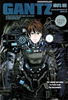 Gantz 340 - Read Gantz vol.32 ch.340 Online For Free - Stream 1 Edition 1 Page 2 - MangaPark