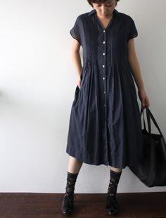 A fine dress.