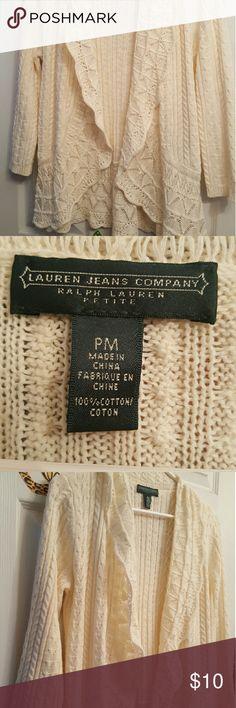Beautiful cardigan Cardigan Ralph Lauren Sweaters Cardigans
