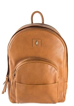 Discover Petida Taurus multi-functional backpack! Geuine leather backpack, can be used as diaper backpack! www.petida.com