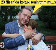 Cumhurbaşkanı 1 günlüğüne koltuğu Davutoğlu'na devretseydi keşke...