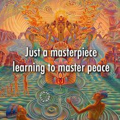 Master piece peace