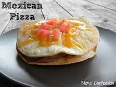 "Just 3 more weeks and Cinco de Mayo will be upon us so what better way than to enjoy an appetizing Mexican Pizza at your fiesta! It's week 2 of the ""get ready for Cinco de Mayo"" at o ..."