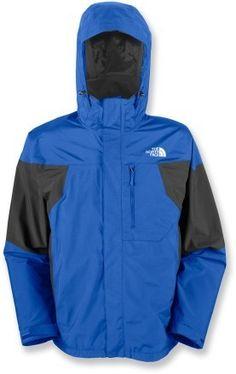 The North Face Mountain Light Rain Jacket - Men's - Free Shipping at REI.com