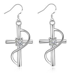 We have another new product available Simple Fashion Cr... check us out here http://www.mykingdomcalling.com/products/simple-fashion-cross-earrings?utm_campaign=social_autopilot&utm_source=pin&utm_medium=pin