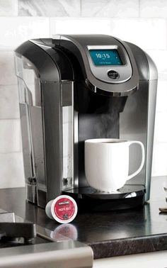 Keurig Coffee Maker Hot And Cold : 1000+ images about Keurig 2.0 on Pinterest Keurig, Single serve coffee maker and Iced coffee