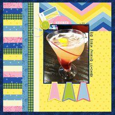 Family Album 2012: Red Robin Freckled Lemonade