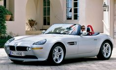 Visit our website to view our inventory of used BMW luxury roadsters for sale at great prices today. We have BMW sports cars with different options and colors for you to choose from. Bmw Z8, James Bond Cars, Bavarian Motor Works, Used Bmw, Old Classic Cars, Old Cars, Luxury Cars, Convertible, Automobile