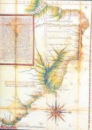capitanis hereditárias mapa antigo - Pesquisa Google