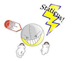 Fakemon- Staticus by DevilDman on deviantART