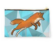 Cold fox merch  by @kirstiecatlady  #fox #shopping #digitalart