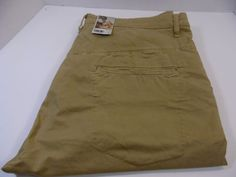 Nude Jeans KAHKI Slim Org. Warm Sand  38W  34L Sweden Designer  #143 #NudeJeans #Relaxed
