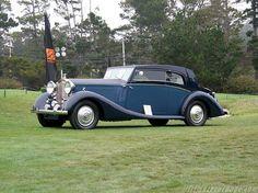 Vesters Neirinck Rolls-Royce Phantom III Coupe 1937 02