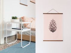 Interieur 2014: Eyes Nights Only (1) / www.woonblog.be --liking this #Pink #Pinecone