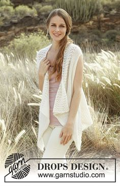 bdc78d432 Claire   DROPS 147-40 - Free knitting patterns by DROPS Design · Sweater ...