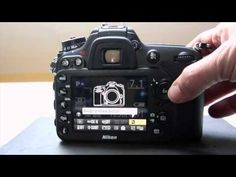 Nikon D7100 - Quick Tour and External Feature Review - YouTube