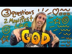 3 Question To Manifest Like God - YouTube