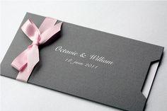 Wood's - wedding invitation