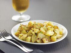 Patates a l'ajillo.