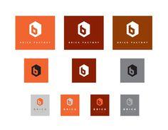 Brick Factory Logos Round 2