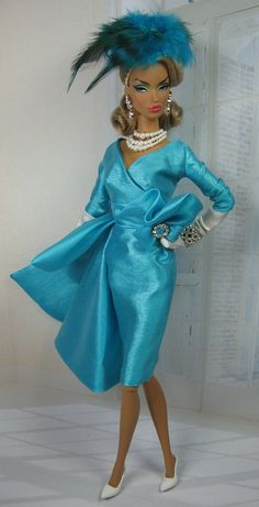 Ice cap for Silkstone Barbie and Victoire Roux by MatisseFashions, $135.00